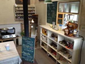 工房カフェ